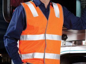 Locals get to join in with own range of hi-vis vests