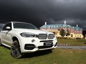 Two-wheel drive BMW X5 to start from $82,900