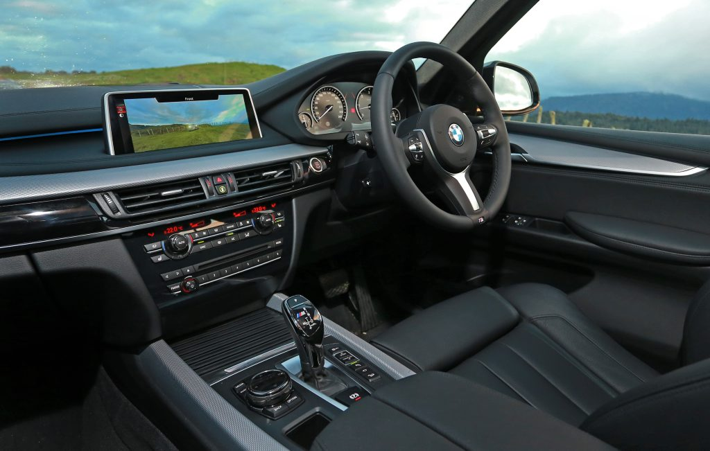 The new BMW X5.