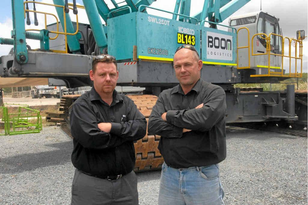 New Vines Creek rules hurt crane business | Daily Mercury