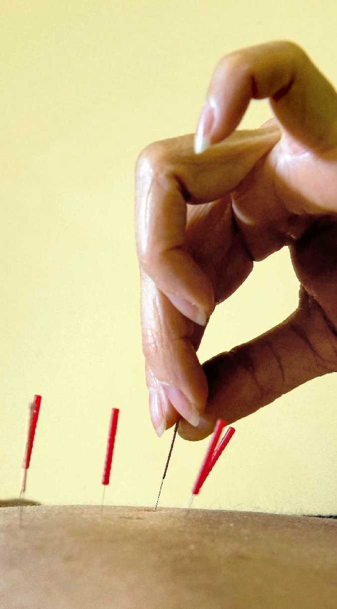 Acupuncture is known to reduce shoulder pain and inflammation.
