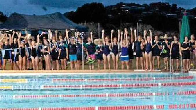 Cooee Bay Aquatic Centre has been home to many carnivals and community events.