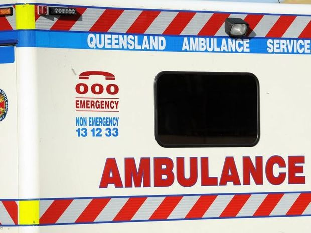 ACCIDENT: A two-vehicle accident on Dalby-Nungil Road this morning has left a teenager in shock.