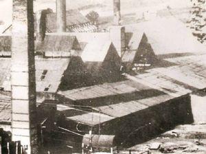 Aldershot built on mining