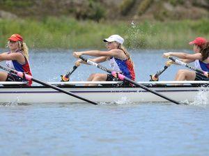 School athletes ooze class in annual regatta