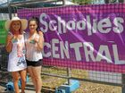Schoolies on best behaviour as celebrations get underway