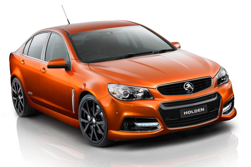 The Holden Commodore nameplate will live on from 2018.