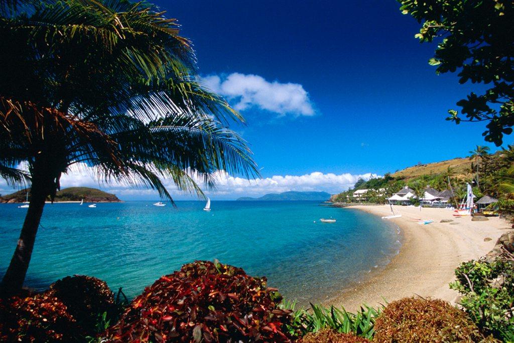 Lindeman Island, Whitsundays.