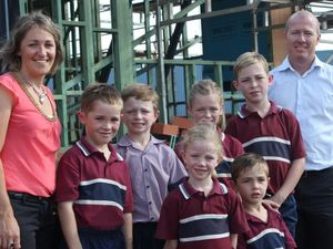 Highfields' Catholic school expands with community