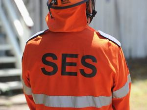 SES rush to floodwater rescue near Lismore