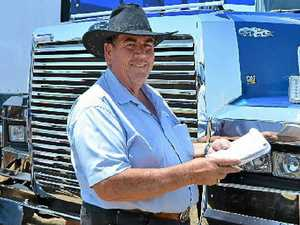 Truck show shines on 'hot' day
