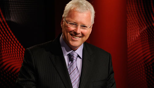 ABC presenter Tony Jones