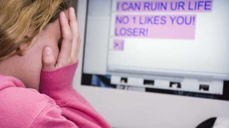 Cyber bullying is on the rise in Toowoomba.