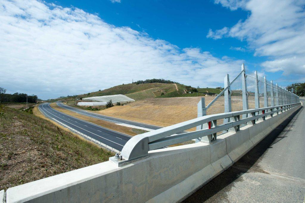 The Sapphire to Woolgoolga Pacific Highway upgrade.