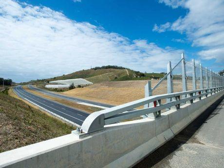 The Woolgoolga Bypass.