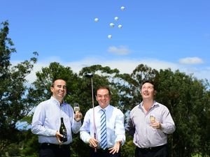 Sirromet Wines and bank work deal for Ipswich Golf Club