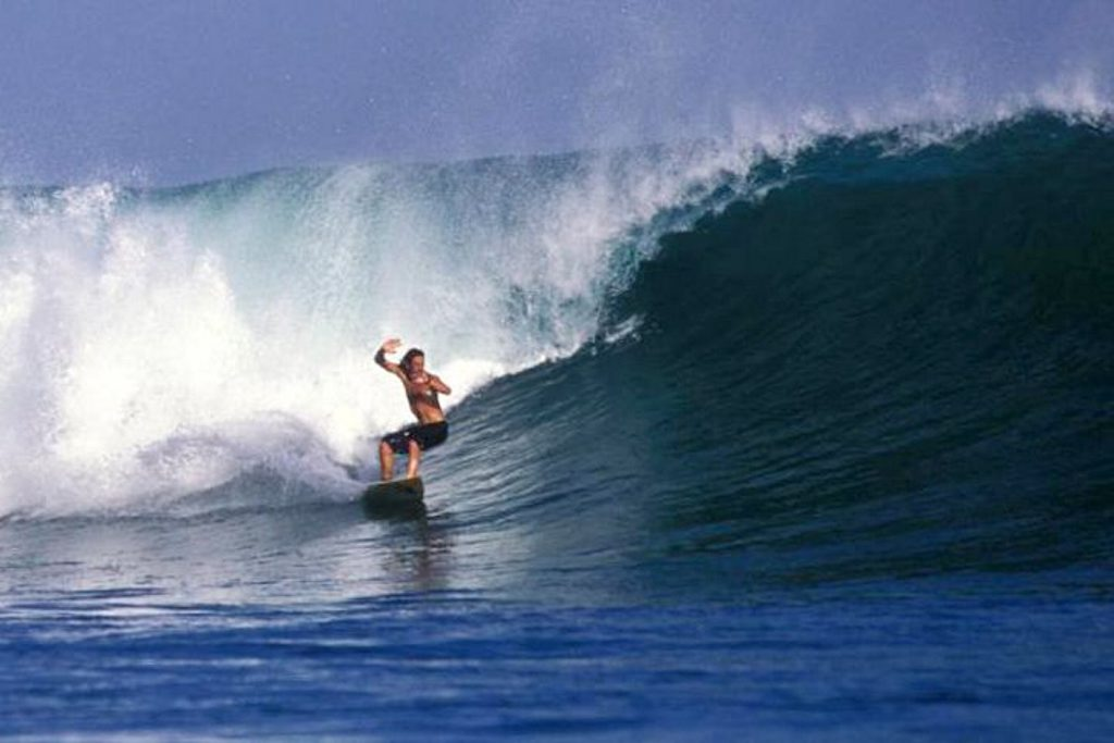Matt Scarff, formerly of Byron Bay, was the victim of a king hit in Thailand. Photo Contributed