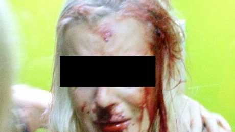 A fight broke out at a Schoolies party involving several girls from Ipswich. Photo: Contributed