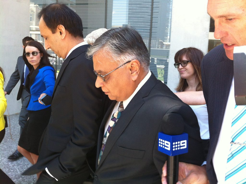Former Bundaberg surgeon Jayant Patel walks free from the Queensland courts for the last time on a two-year wholly suspended jail sentence for four counts of fraud.