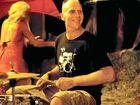 Drummer Greg Sheehan upbeat over Mullum festival dedication