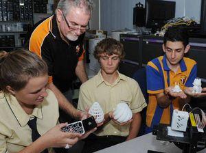 3D printer at Holy Spirit College