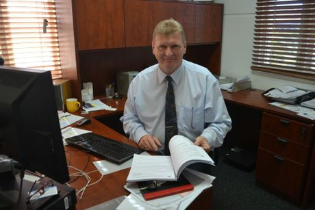 Embattled South West Hospital and Health Service boss Graem Kelly will face Roma Magistrates Court tomorrow.