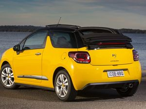 Road test: Citroen DS3 DSport Cabrio lifts the lid on style