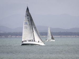 Sailors put skills to test in race around Keppel Bay