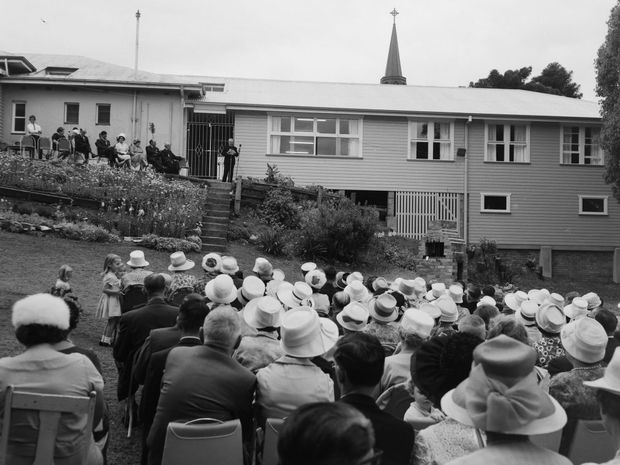 Historic: Lismore The North Coast Children's Home. 1965 Photo The Northern Star Archives