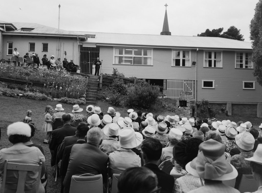 HOUSE OF HORRORS: The North Coast Children's Home in Lismore in 1965. Photo: Northern Star Archives