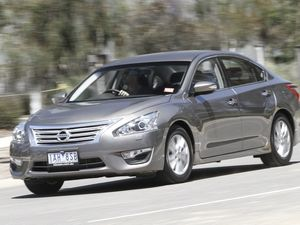 Nissan Altima arrives to take on Toyota Camry and Mazda6