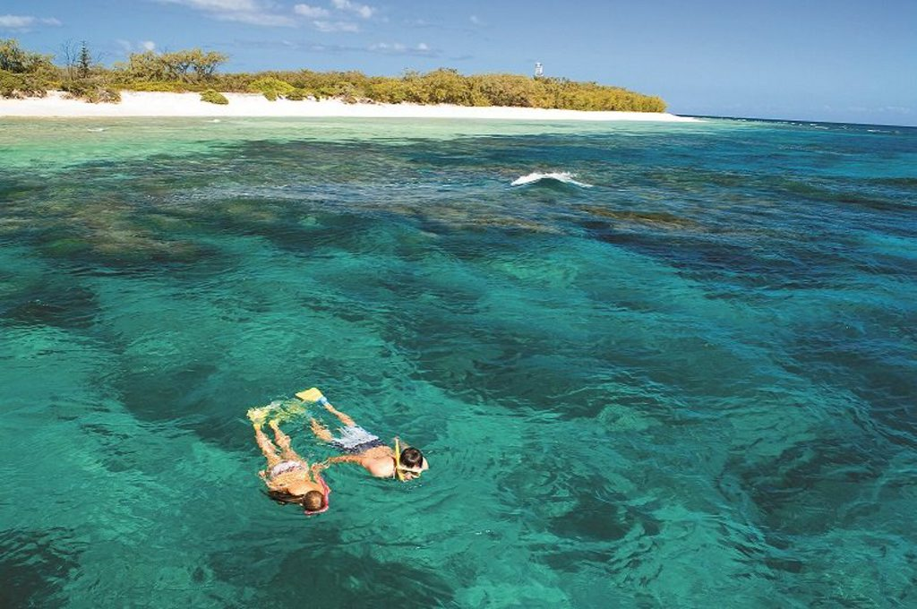The Fraser Coast's Lady Elliot Island Eco Resort got the silver medal in The Steve Irwin Award for Ecotourism at the 2013 Queensland tourism awards.