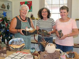 Potters put a new spin on Christmas with gift choices