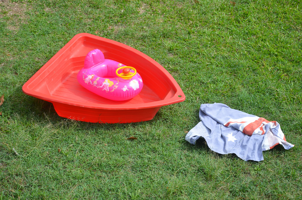The ACCC is warning consumers of the potential dangers of portable pools.
