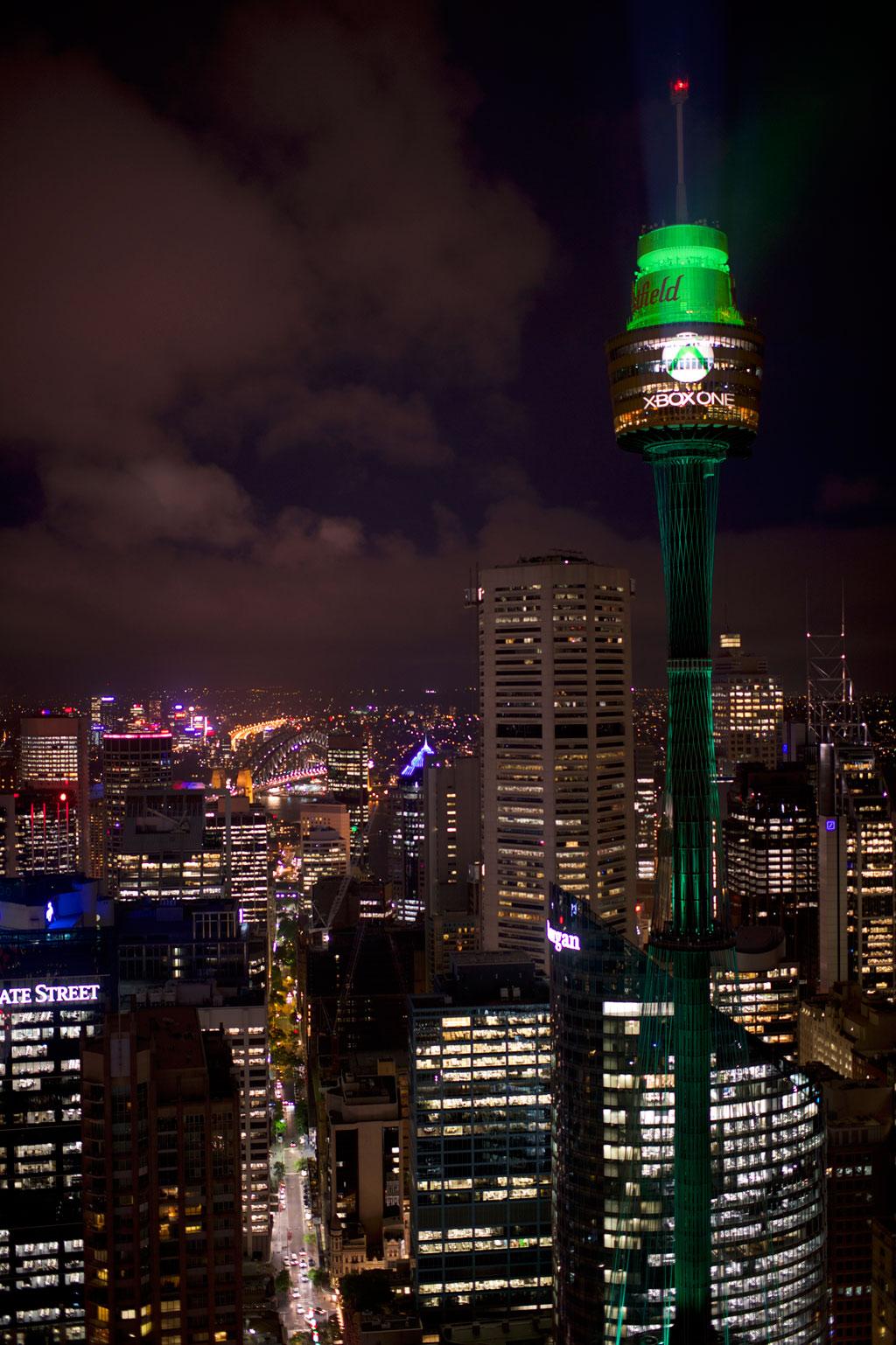 Xbox One Launch in Sydney