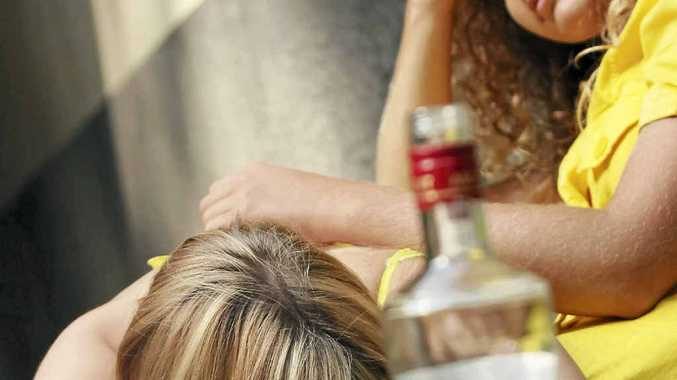 HIGH ATTRITION RATE: Young drinkers are paying the price for their bingeing.