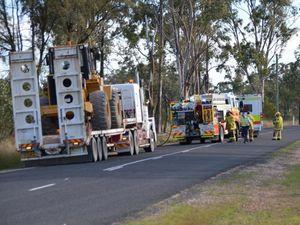 Toowoomba truck driver killed in crash near Dalby