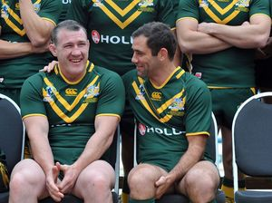 Build-up bodes well for underdone Kangaroos