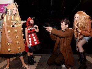 Dr Who fanatics prove it's more than a 'sci-fi show'