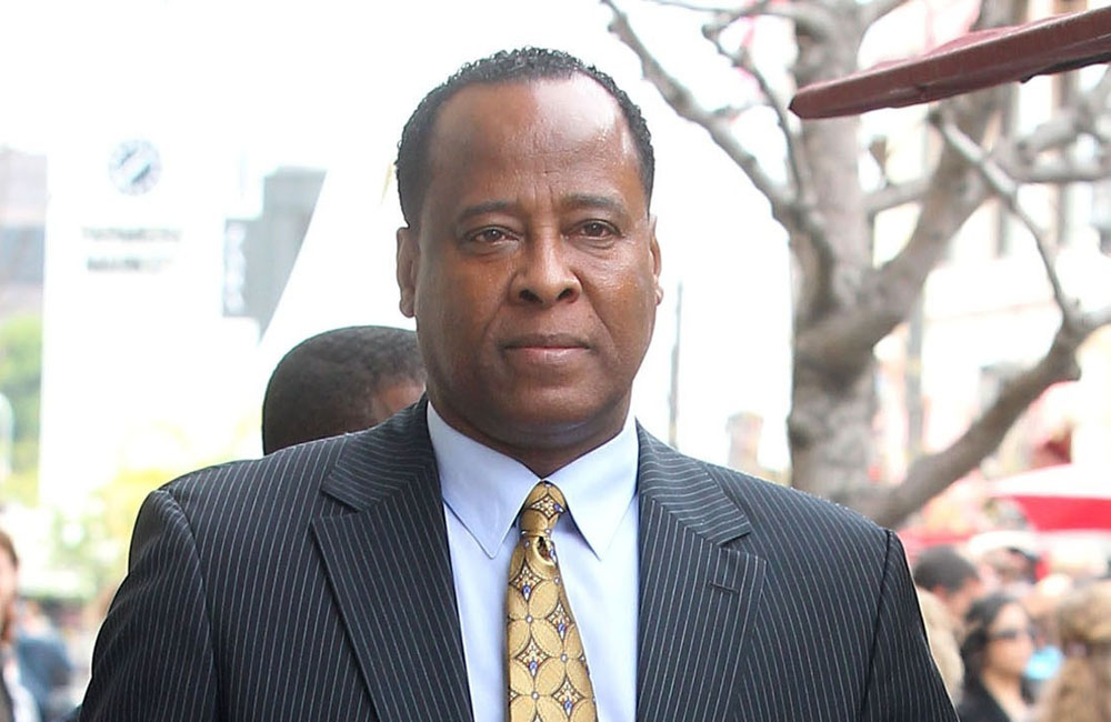 Conrad Murray.