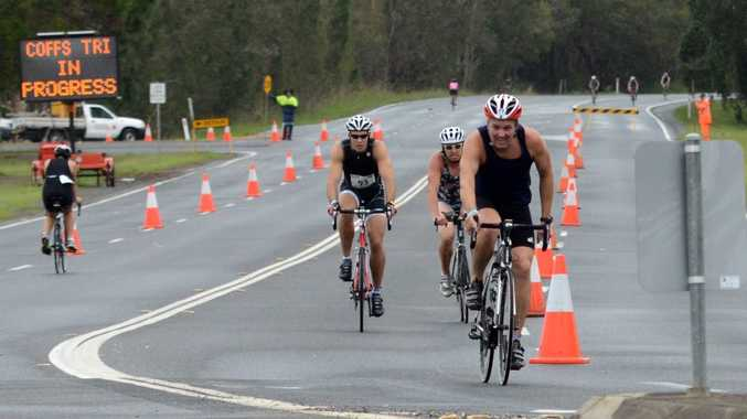 DATES ANNOUNCED: The weekend of March 1 and 2 next year has been booked in advance for the second BCU Coffs TRI aquatic festival.