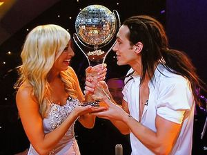 Dance floor magic: Cosentino wins Dancing With The Stars