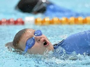 Students stars of the pool for annual swimming carnival