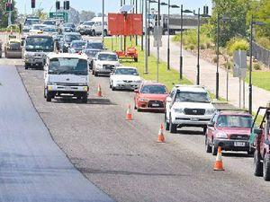 Maroochydore's 'dumbest roadworks' to last all week