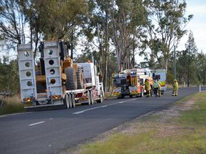Truck crash claims life of Toowoomba motoring identity