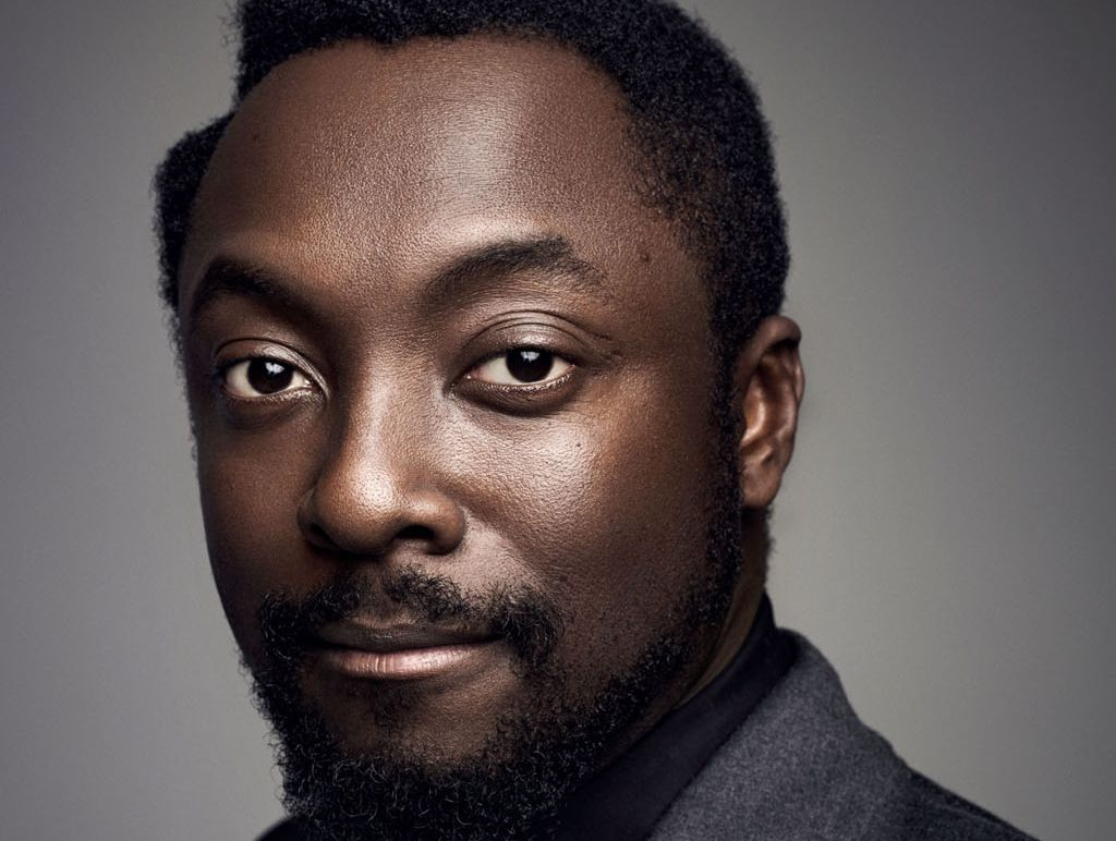 will.i.am joins The Voice Australia in 2014.