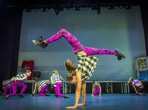 Ramptons Danzenergy's two performances a visual feast