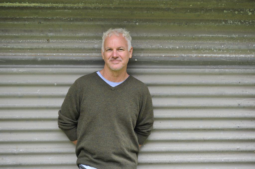 John Saunders, author of