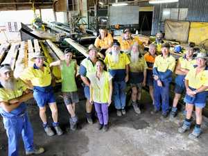 Former Brooweena Sawmill workers are struggling