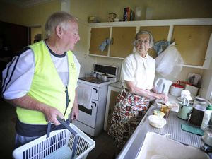 Meals on wheels' favourite dishes